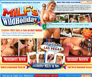 Milfs Wild Holiday brings you quality milf porn in our exclusive collection of hardcore, high definition milf movies